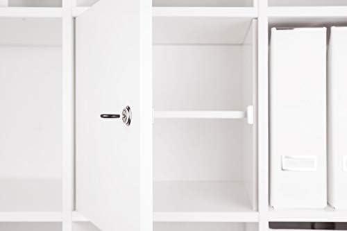 Saxon Puerta para Ikea Kallax. Con Estante (compatible también ...