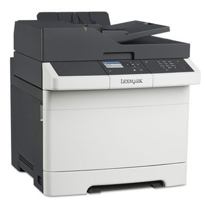 CX310dn Multifunction Color Laser Printer, Copy/Fax/Print/Scan