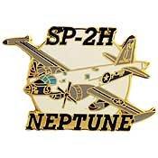 SP-2H Neptune Lapel Pin ()