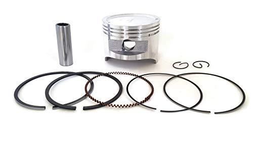 Piston KIT Ring Set PIN & Clip Assy Set for Honda GX390 GXV390 88MM 13101-ZF6-W00