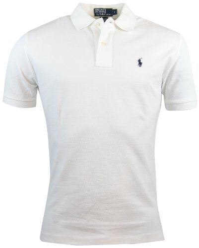 Polo Ralph Lauren Mens Classic Fit Mesh Polo Shirt - L - ()