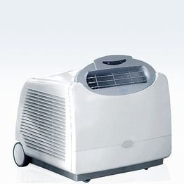 Whynter 13,000 BTU Portable Air Conditioner, Frost White (ARC-13W)
