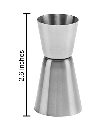 Cuisinox Double Jigger, 2cl/4cl by Cuisinox (Image #1)