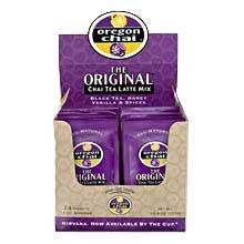 Oregon Chai Original Chai Tea Latte Mix - 1 oz. single serve packet, 144 packets per case by Oregon Chai