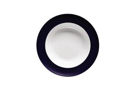 - Thomas Sunny Day Soup Plate, Cobalt Blue