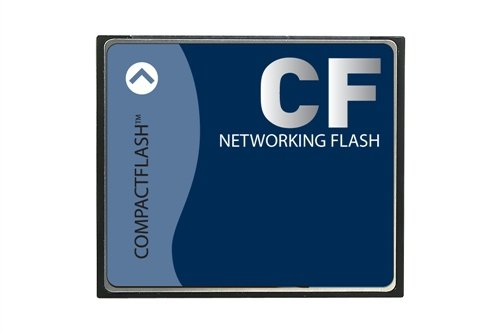 1GB Compact Flash for Cisco 1900 2900 3900 Isr by Cisco Systems