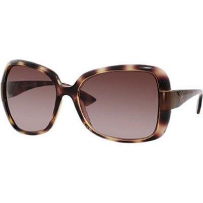 Emporio Armani 9689/S Sunglasses Havana / Brown Gradient -