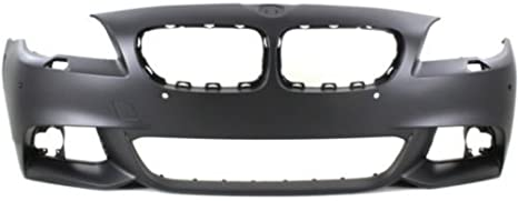 W//O M Pkg Perfect Fit Group B010329P 5-Series Front Bumper Cover Sedan// Wagon W// Park Distance Control Primed