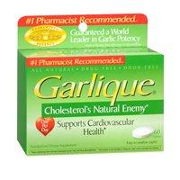 Garlique Caplets 60 Tablets (Pack of 6)