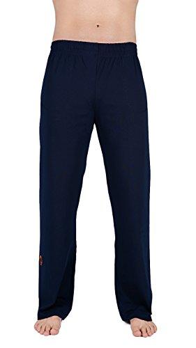 Sonnengruss Yogahose Herren (52, marineblau)