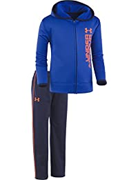 Under Armour boys Roster Hoody Track Set
