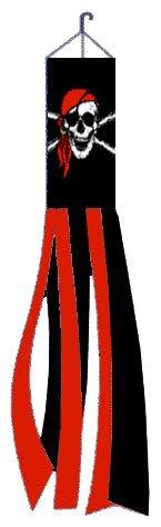 NEOPlex - Pirate/Red Bandana Wind Sock