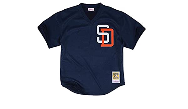 quality design 0db17 ccb20 Amazon.com : Mitchell & Ness Tony Gwynn San Diego Padres ...