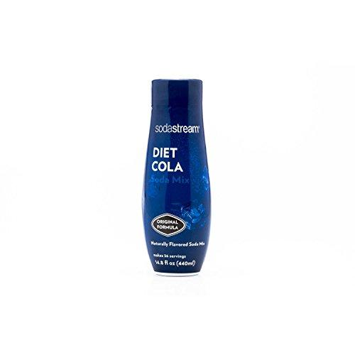 SodaStream Diet Cola Syrup, 14.8 Fluid Ounce