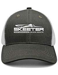 Skeeter Performance Bass Boats Logo Baseball Cap Vintage Unconstructed Hat