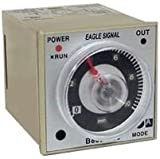 Eagle Signal B866-500 , Timer, Multi Function, Selectable 5 One Hundredth Seconds to 100 Hours