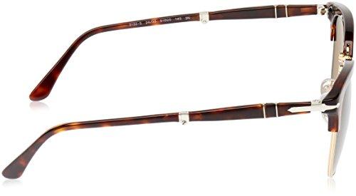 Sonnenbrille Havana Gestell Braun Gläser 33 Persol PO3132S Multicolore 24 IaqwOdO