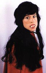 Morriscostumes Unisex Adult Vampira Wig Dlx Modern Black (Modern Vampire Costumes)