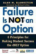 Read Online Failure Is Not an Option:: Six Principles for Making Student Success the Only Option 2ND EDITION pdf