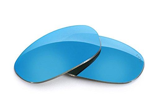 FUSE+ Lenses for Nike Tarj EV0178+ Glacier Mirror Polarized - Tarj Sunglasses