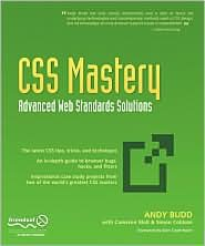 CSS Mastery Publisher: friendsofED