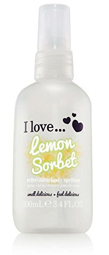 I Love… Lemon Sorbet Refreshing Body Spritzer 100ml for $<!--$9.49-->