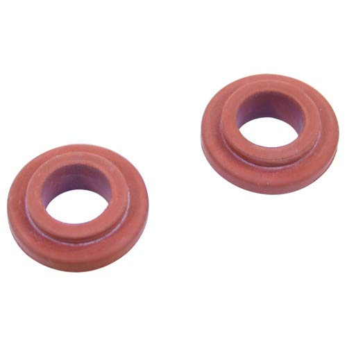 Appletree Automotive Oil Cooler Seal Set 10Mm, for Doghouse Style Oil Cooler 4 pc Compatible with VW & Dune Buggy