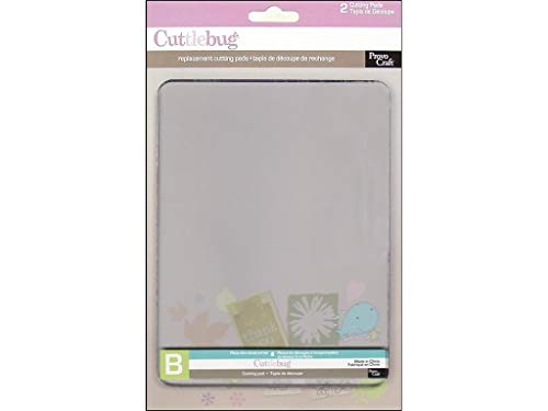 (Provo Craft Cuttlebug Cutting Pad Replacements (2 per package))
