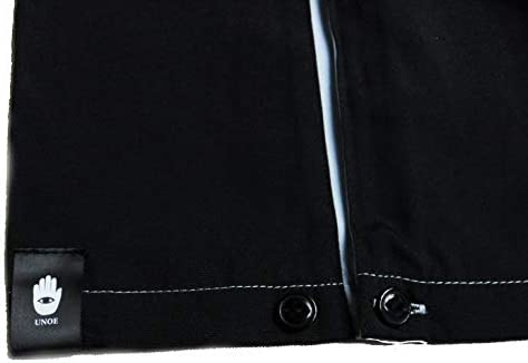 ☆CREAM SODA TEMMYE ATOMIC BOWL 刺繍 シャツ 『 GRAY × BLACK 』 (半袖) ☆ PINK DRAGON クリームソーダ