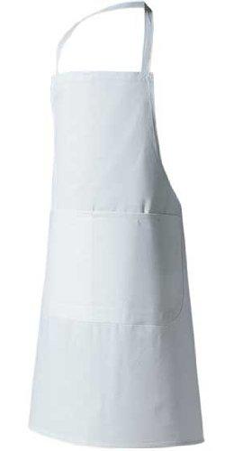 tablier de cuisine professionnel - avec poches et bavette: amazon ... - Tablier Cuisine Professionnel