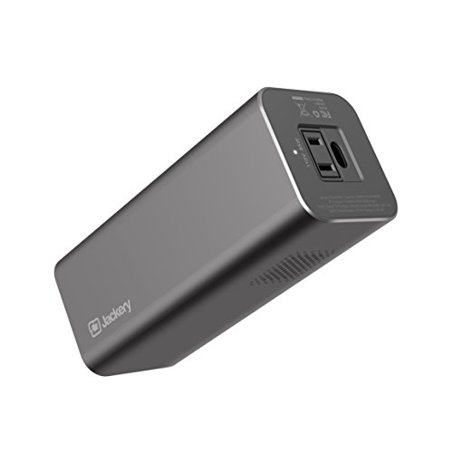 AC Outlet Portable Charger, Jackery PowerBar 20800mAh/77Wh Laptop Power Bank & Travel External Battery Pack with AC Outlet 110V/85W (100W Max.) for MacBook, Thinkpad, Notebook and other Laptops by Jackery