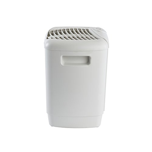 043129255975 - Essick Air 5D6 700 4-Speed Mini Console Humidifier,White carousel main 1
