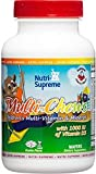 "Nutri-Supreme Research Multi-Chews Children""s Multi-Vitamin & Mineral – 180 Wafers Review"