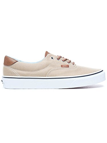 72917eb4b5cc0b Galleon - Vans Unisex Era 59 (C L) Cornstalk Acid Denim Skateboarding  Sneakers VN0A38FSQ (10.5 Women   9 Men M US)