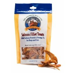 Grizzly Salmon Grizzly Salmon Fillet Treats – 3 oz