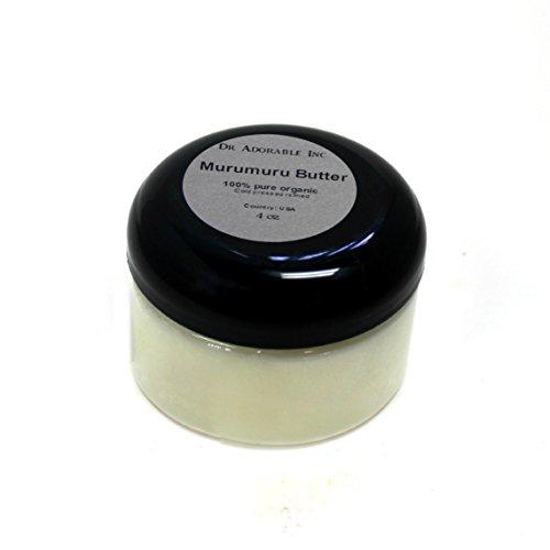 4 Oz Murumuru Organic Butter Refined 100% ()