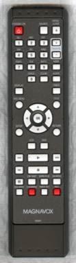Remote Control Unit / MAGNAVOX - NB887UD