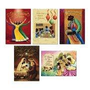 Amazon Com African American Christmas Cards Assortment 505