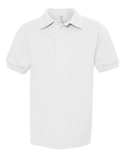 50 Youth Jersey Polo - 1