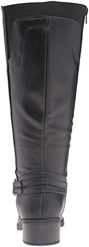Grande Women's Harness Street Easy Black Plus Boot ZAqwP4E