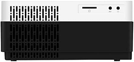 Baoblaze M18 LED Proyector Cine en Casa Soporta 1080P Compatible ...