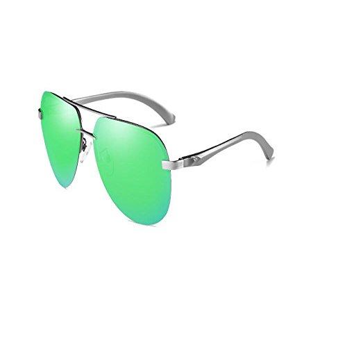 Nuevo haixin señoras gafas de A143 sol la las color gafas película shing hombres sol polarizado de gafas clásico D de de dnS7Wqnf