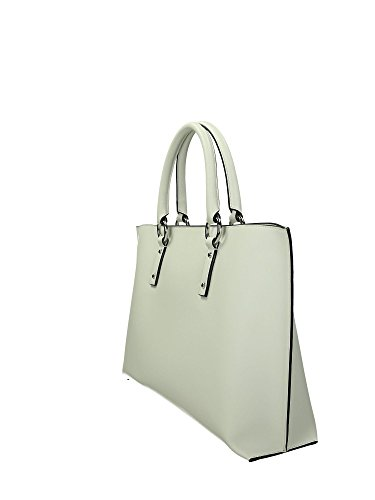 Borsa shopping in ecopelle Armani Jeans 922567 colore Bianco