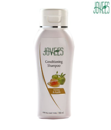Jovees Honey & Apple Hair Conditioning Shampoo 110ml