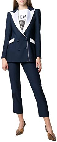 HEBE STUDIO Luxury Fashion Donna BIOJVIVSSANAVY Blu Poliestere Blazer | Primavera-Estate 20