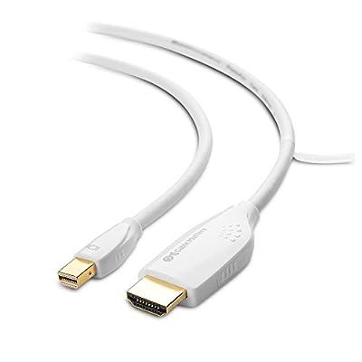 Mini DisplayPort to HDMI Cable