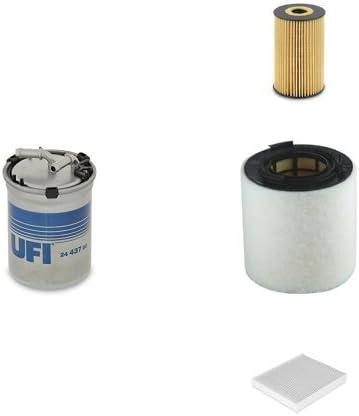 UFI Filters kit tagliando