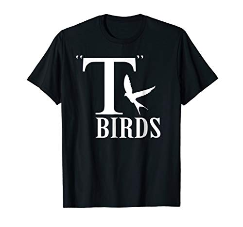 T-Birds Funny Movie Themed T-shirt for sale  Delivered anywhere in USA