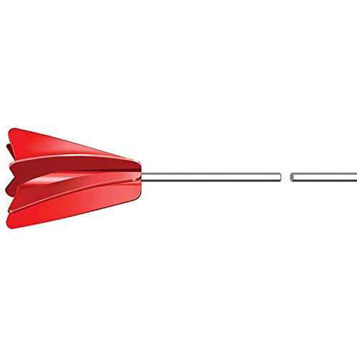 Allway Tools Series Allway 10032 HM5 5 Gallon Helix Paint Mixer, Red