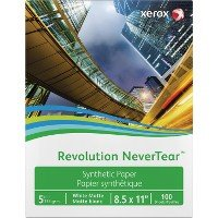Xerox Replacement Parts - Xerox Revolution Laser Print Synthetic Paper
